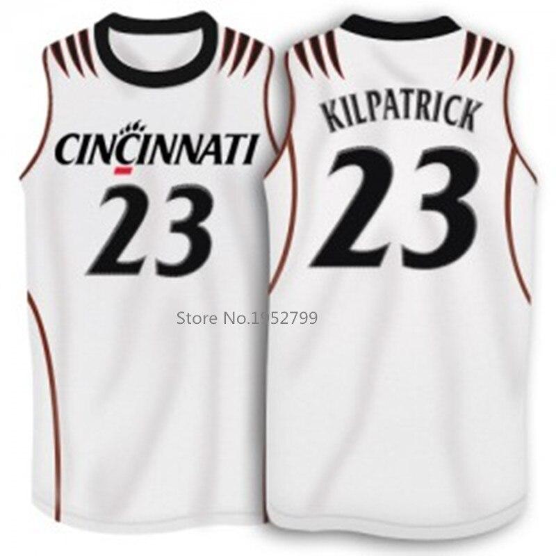finest selection a88a6 f7a7a cincinnati bearcats jersey basketball