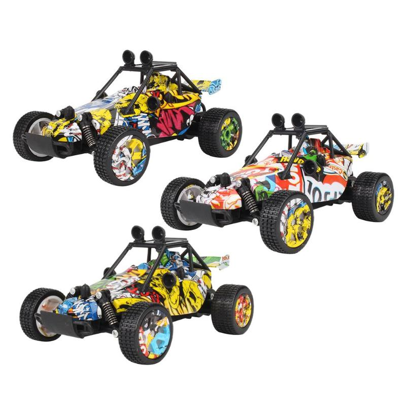 RC Car 2.4G High Speed Racing Car Remote Control Graffiti Kids Toys Model Radio Control Sport Drift Racing Car Model Toys high quality high speed rc boat 13000 6ch mini radio control simulation series rc nuclear racing submarine model kids best gifts