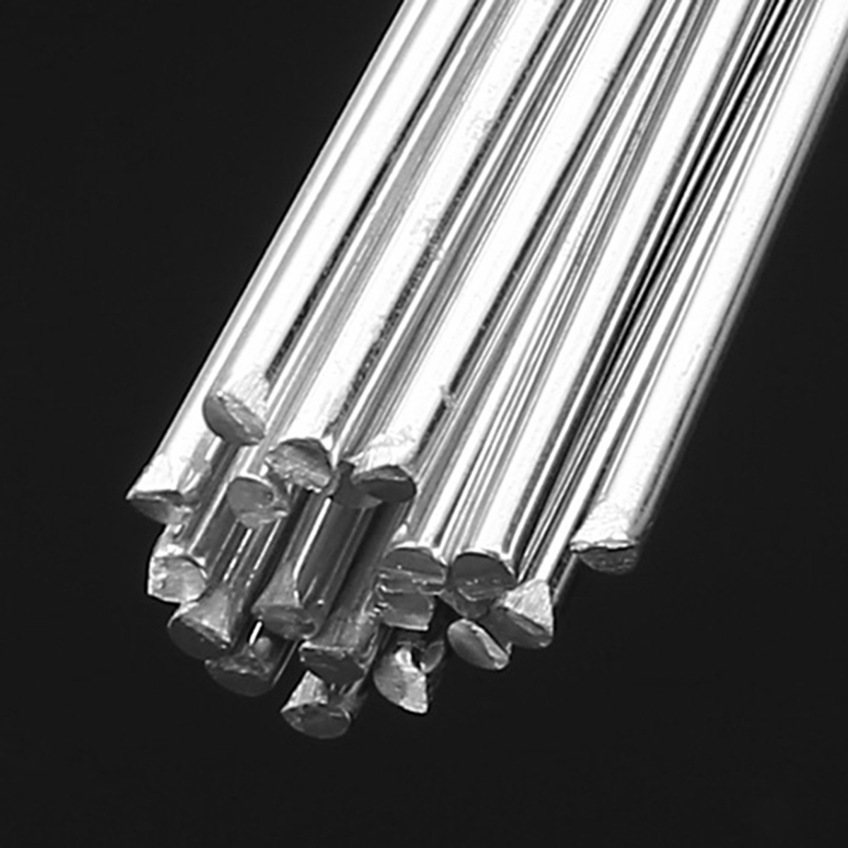 ANLIS Accessori per Saldatura a Polvere per Saldatura a Bassa Temperatura per brasatura di Alluminio Bianco