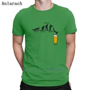 Image 2 - Tydzień rzemiosło piwne projekt śmieszny T Shirt Euro rozmiar formalny kreatywny T Shirt dla mężczyzn jednolity kolor Hip Hop komiczny Tee Shirt Funky