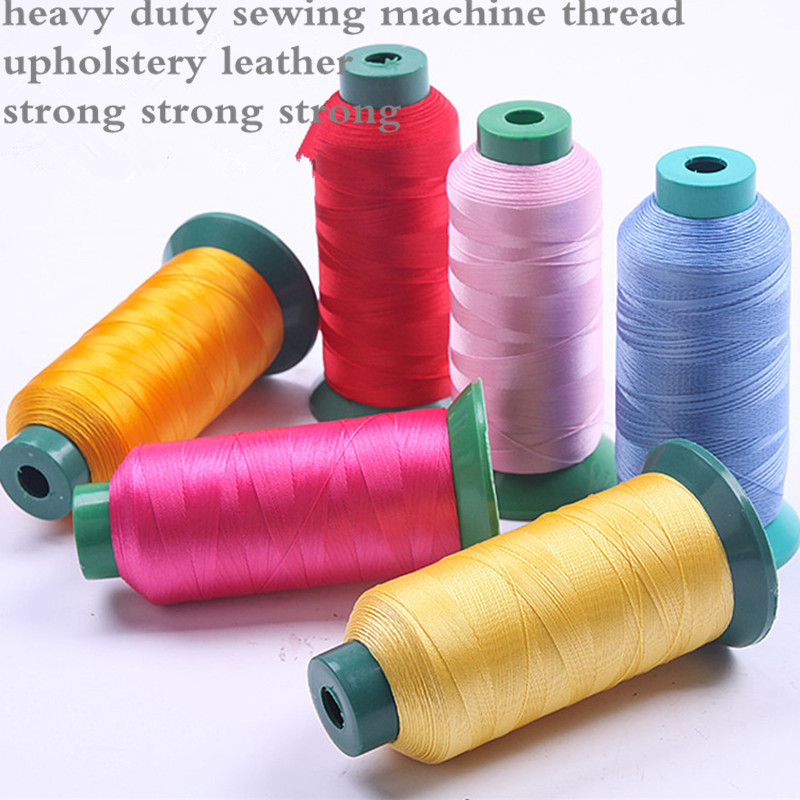 BUY 400 GET 40 40 New PolyesterCotton Heavy Duty Sewing Machine Interesting Upholstery Thread In Sewing Machine