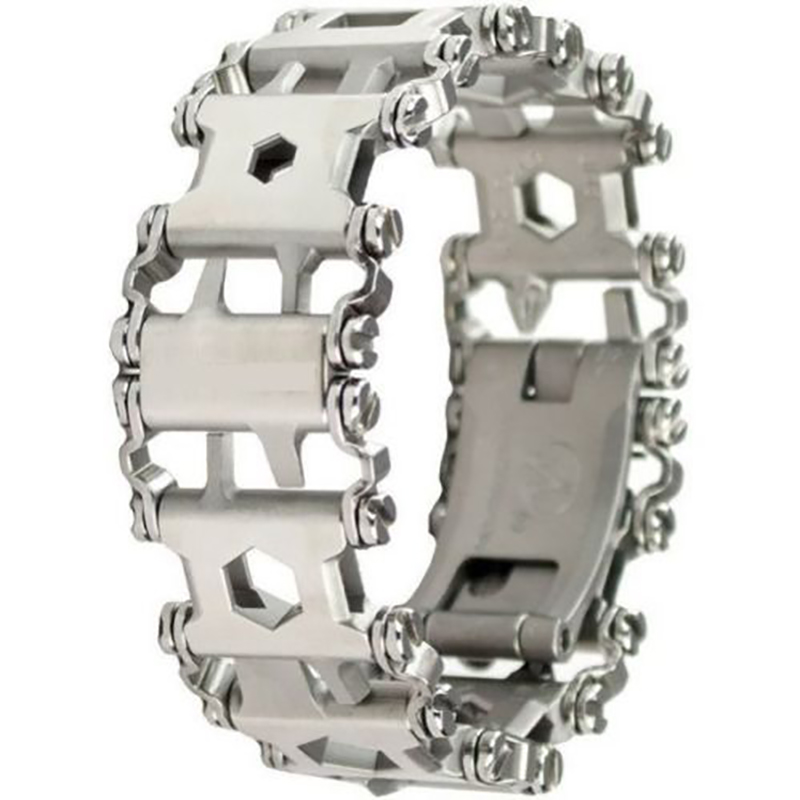 Tread hand bracelet edc pocket very utility outdoor multi tool can be taken on airplane