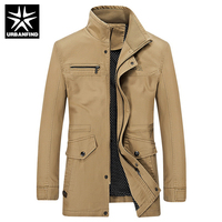 Fast Delivery Men Slim Fit Jackets Brand New Winter Coats Big Size M 4XL Man Fashion