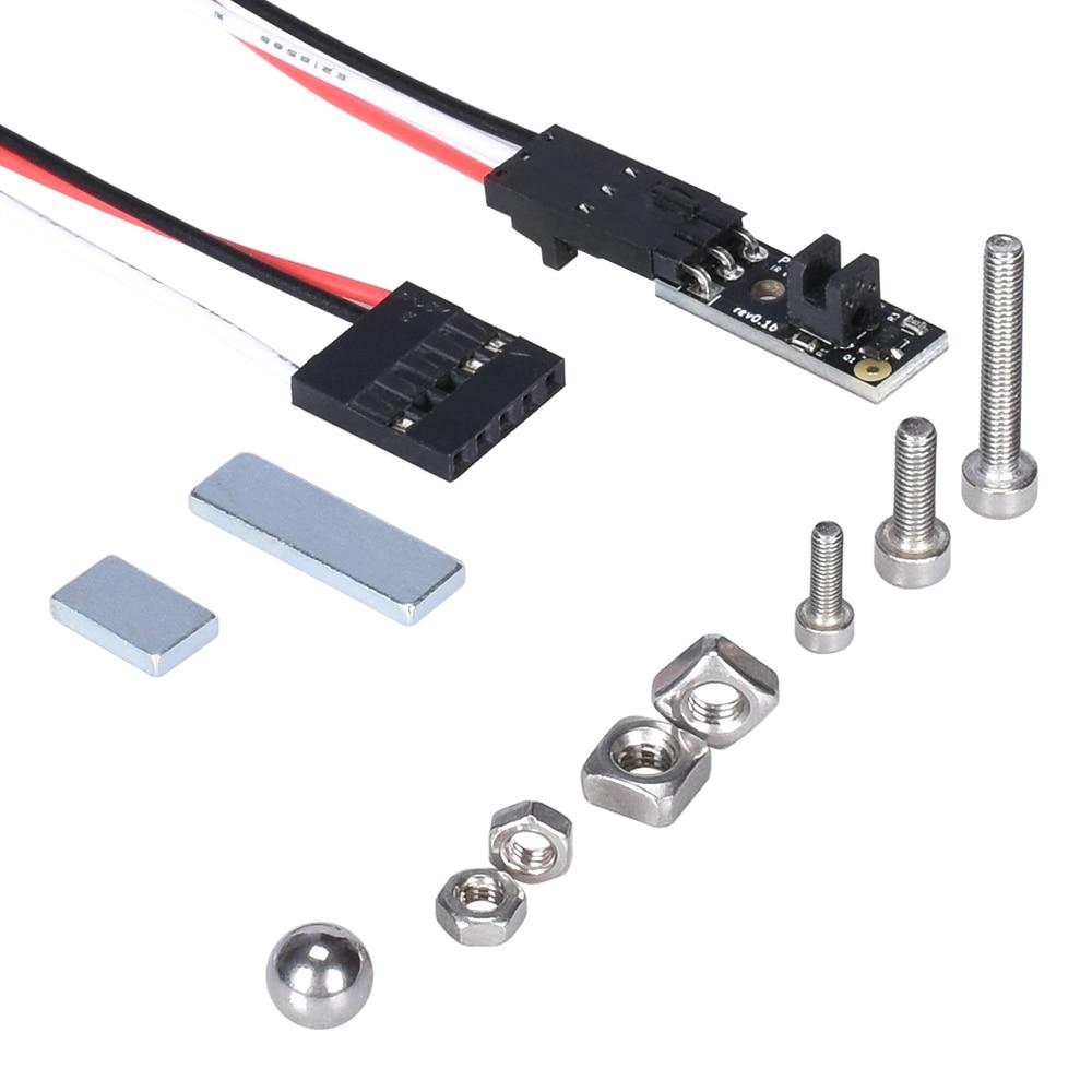 Mk2 5 Mk3 To Mk2 5s Mk3s 3D IR Filament Sensor Kits Upgrade Detect Stuck Filament Sensor For Prusa i3 MK3 3D Printer Parts