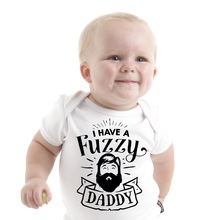 Toddler Bodysuit Daddy Outfits Clothesshort-Sleeve Infant Baby-Girl Boy Letter Cute Have