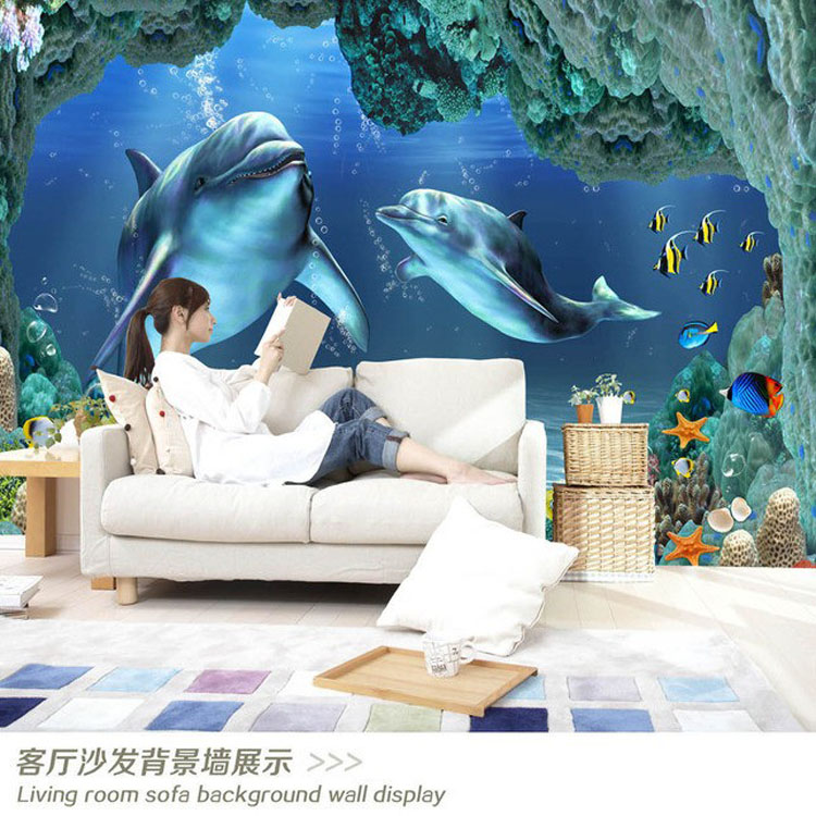 Top Grade 3d Wallpaper Mural Cool Printing Machine Create Personalized Hotel Interior Theme Decoration Design