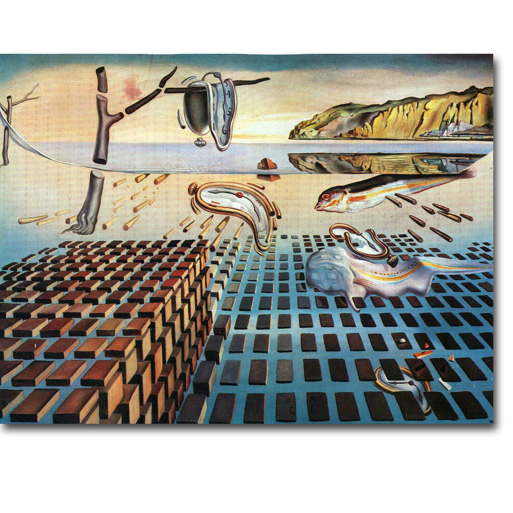 Compare Prices on Dali Persistence of Memory- Online Shopping/Buy ...