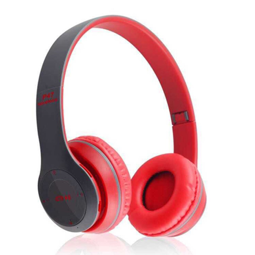 Bluetooth 4.1 EDR Headset Outdoor Sports Headphone Card Wire