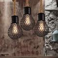 Eusolis Jahrgang Industrielle Lampe Anhänger Lichter Grote Lampen Lampe Moderne Beleuchtung Lamparas De Techo Colgante Vintage Licht|Pendelleuchten|Licht & Beleuchtung -