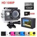 GOLDFOX SJ4000 1080 P Мини Видеокамера Действия WI-FI Камера Full HD Водонепроницаемый Спорт DV Автомобильный ВИДЕОРЕГИСТРАТОР Цифровой