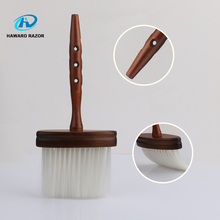 HAWARD Barber Brush Neck Duster Brush Soft Cleaning Face Brush for Hair Cutting