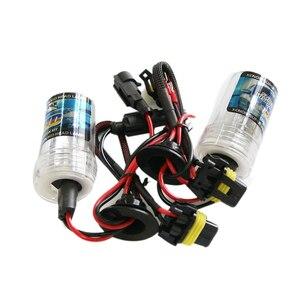 Image 3 - Tonewan ксеноновая лампа, 2 шт., 35 Вт, HID, головной светильник для автомобиля, лампа для авто, H1, H4, H11, 4300K, 5000K, 6000K, 8000K, автомобильная Замена