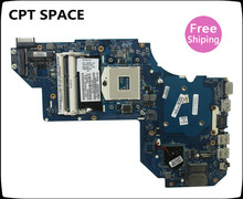YTAI M6-100 LA-8713P mianboard for HP M6 M6-1000 laptop motherboard QCL50 LA-8713P REV:1.0 HM77 DDR3 Intel mainboard