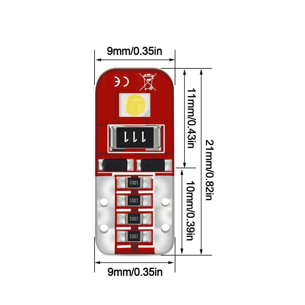 AUXITO 10x T10 LED Canbus Birne W5W LED Autos für Mercedes W203 W205 W204 W211 W212 W220 Auto Innen Lichter lesen Licht