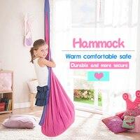 2016 Creative Children Hammock Garden Furniture Swing Chair Indoor Outdoor Hanging Seat Child Swing Seat Patio