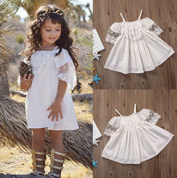 ae9cd514a7f0 Detail Feedback Questions about Baby Girl Clothes Dress Flower Kids ...