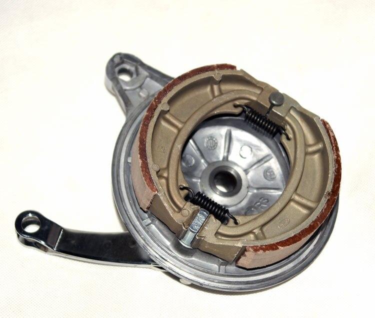 STARPAD Drum brake assembly for Suzuki GN250 Rocker lengthened brake block contains a full set of