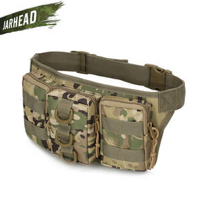 Waist-Pack Military Army Climbing Hunting Tactical Outdoor Waterproof Camping Nylon Hiking