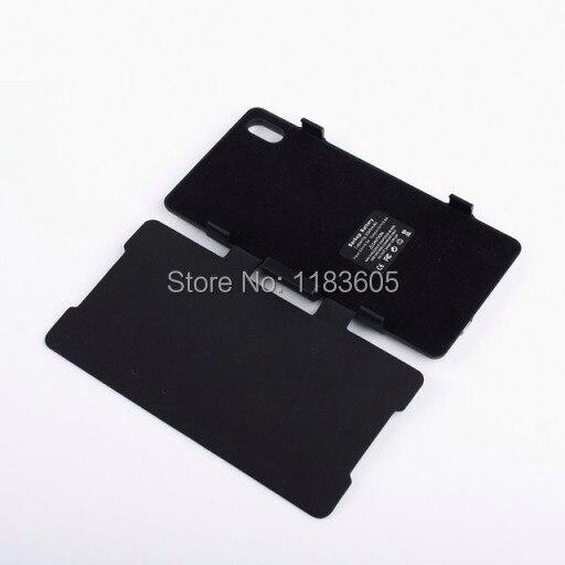 bilder für Für Sony Xperia Z2 L50W L50U L50T 3500 mah Wiederaufladbare Externes Ladegerät Fall Energienbank foo Sony Z2