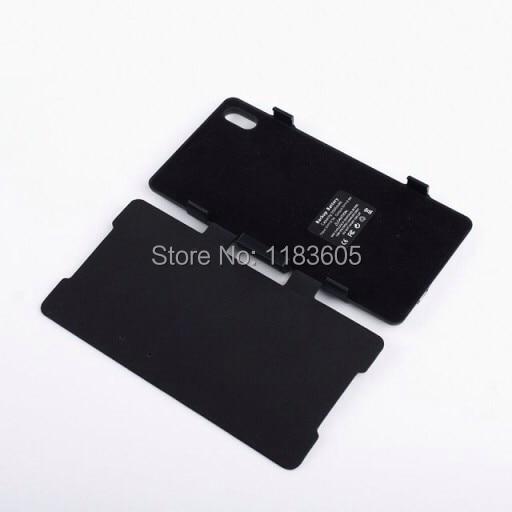 imágenes para Para Sony Xperia Z2 L50W L50T L50U 3500 mah Recargable Cargador de Batería Externo del Banco de la Energía Caja foo Sony Z2