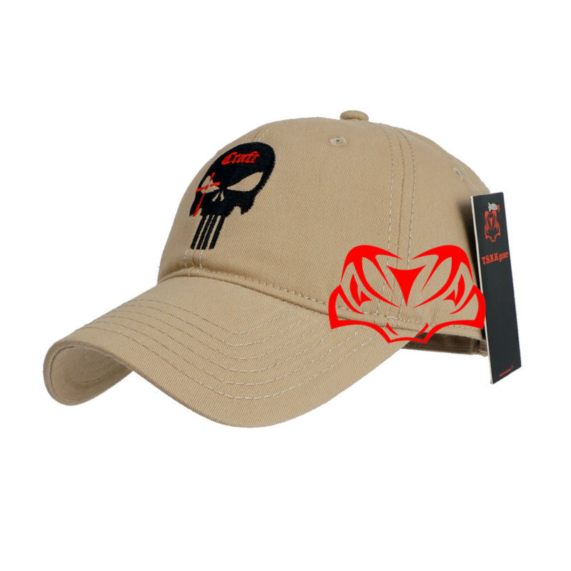Punisher Baseball Cap 2