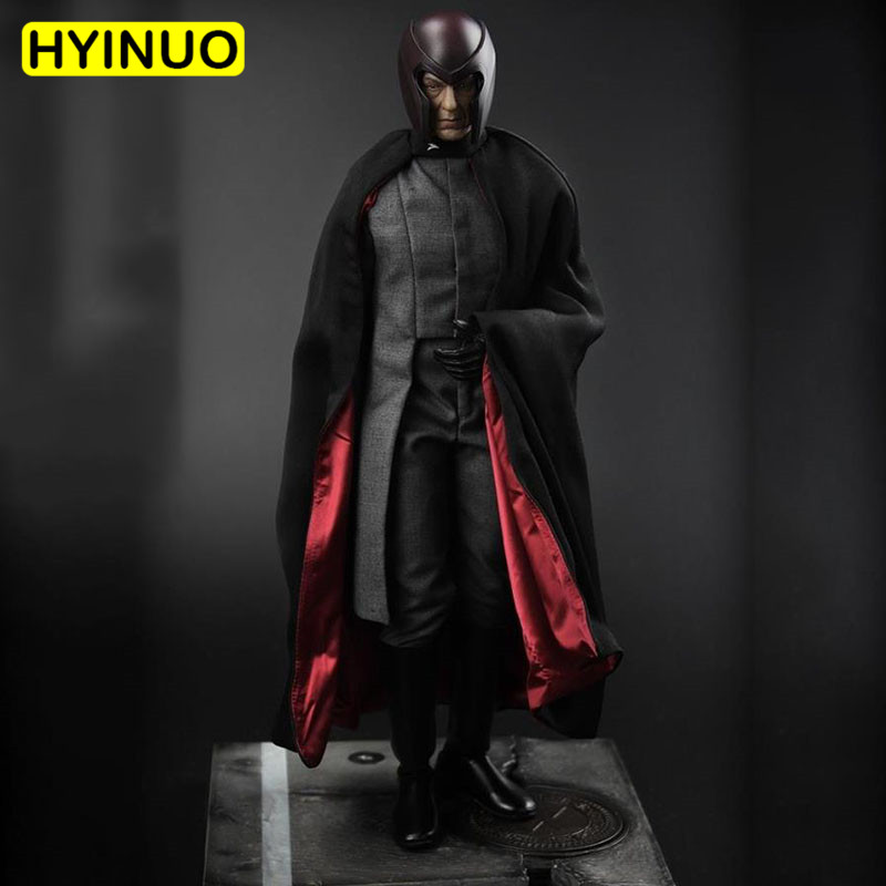 1/6 Scale MF02 X-Men Boy Max Eisenhardt Men Magneto Erik Lehnsherr Decoration Clothes Clothing Set For 12 Figure Male Body1/6 Scale MF02 X-Men Boy Max Eisenhardt Men Magneto Erik Lehnsherr Decoration Clothes Clothing Set For 12 Figure Male Body