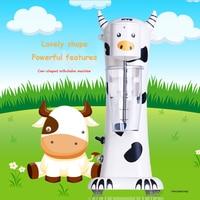 Milkshake machine cartoon Milk Shake Machine single head Drink mixer Make Milks Foam/Milkshake Bubble Tea Machine for home 220v