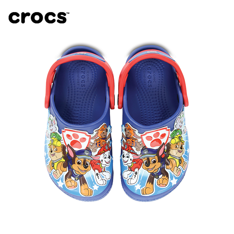 d758b4fd81e CROCS FunLab Paw Patrol Clogs PS B KIDS-in Mules & Clogs from Mother & Kids  on Aliexpress.com | Alibaba Group