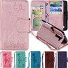 9 Card Slot Luxury Wallet Case For LG K7 K8 Cell Phone Cases For LG K7