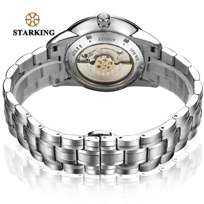 STARKING Տղամարդկանց ժամացույց ավտոմատ - Տղամարդկանց ժամացույցներ - Լուսանկար 4