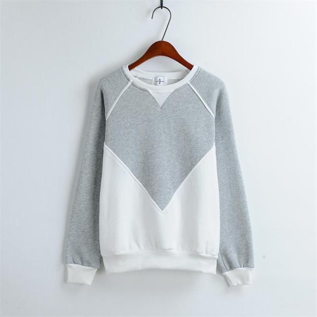 Aliexpress.com : Buy O Neck Sweatshirts For Women Fashion ...