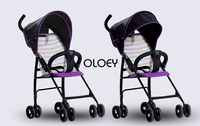 Shockproof Baby Carriage Baby Replicate Bassinet Infant Carriage Effortlessly Easy to carry 3.5KG Lightweight Strollers OLOEY