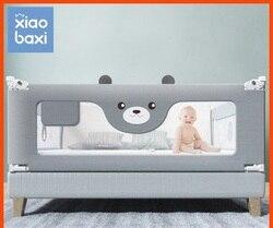 Barandilla para cama de viaje portátil, corralito de bebé, cama de bebé, rieles de seguridad, valla de cama