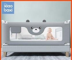 Портативное дорожное ограждение для кровати детский манеж детская кровать safeti рельсы безопасности кровать забор