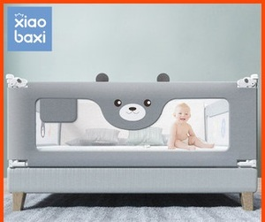 Portable travel bed guardrail baby playpen baby bed safeti Rails Security bed Fence(China)