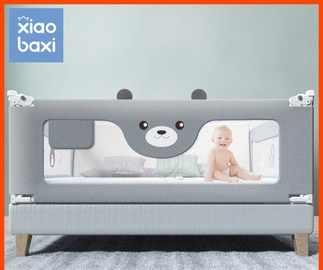 Tragbare reise bett leitplanke baby laufstall baby bett safeti Schienen Sicherheit bett Zaun