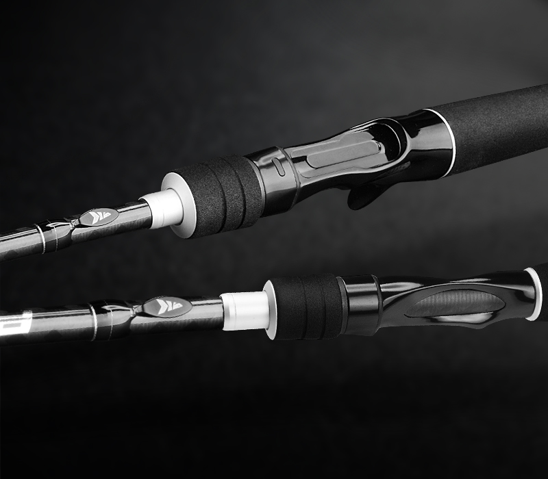 Perigee II Cast & Spin Rod PC--Details (7)