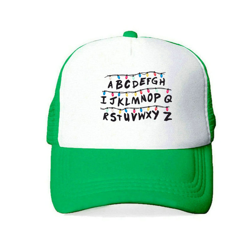 Stranger Things Cosplay Drama Dustin Snapback Caps Twenty six ... 6d82af201263