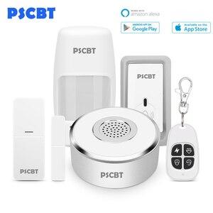 PSCBT WIFI Alarm Residential H