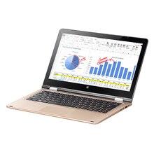 """VOYO vbook A1 Тетрадь оригинальный Windows10 Intel Apollo Lake N3450 11.6 """"4 ядра 1.1 ГГц 4 г Оперативная память + 128 г SSD Камера 12000 мАч"""