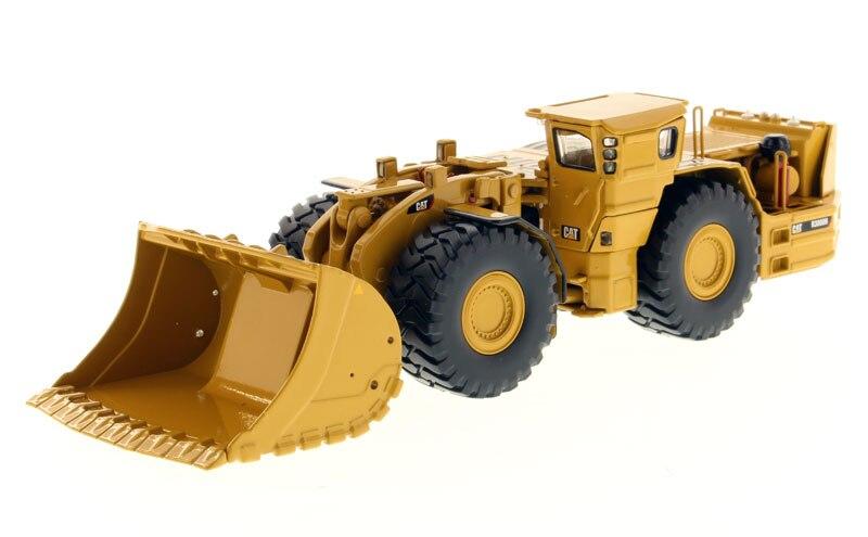 DM   85297 1:50 Cat R3000H Underground ล้อ Loader ของเล่น-ใน โมเดลรถและรถของเล่น จาก ของเล่นและงานอดิเรก บน   1