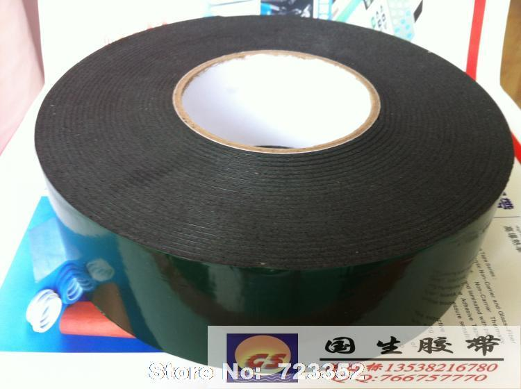 Well known PE wall hook special foam double sided adhesive tape green film  JH75