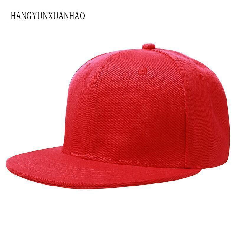Women Men Kids Size 55cm Adult Big Size 62Cm Flat Brim Hip Hop Hat Tennis Golf Trucker Snapback Baseball Cap Sun Hat