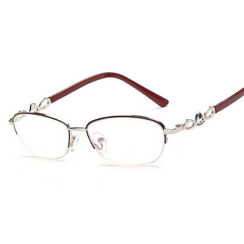 Definition Of Glasses Frame : ?(^ ^)?Special Prescription Diopter Brand ? Metal Metal ...