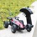 Diseño creativo Juguetes de Control Remoto Inteligente 2.4G RC Coches de Carreras de Juguete Eléctrico de Alta Velocidad Del Coche Fuera de la carretera Para niños