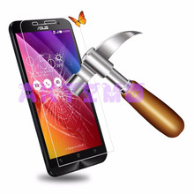 Top Quality 9H Tempered Glass For ASUS Zenfone GO ZB500KL ZB500KG 5.0inch Front Screen Protector Explosion-proof Film Ha on SKLO(China)