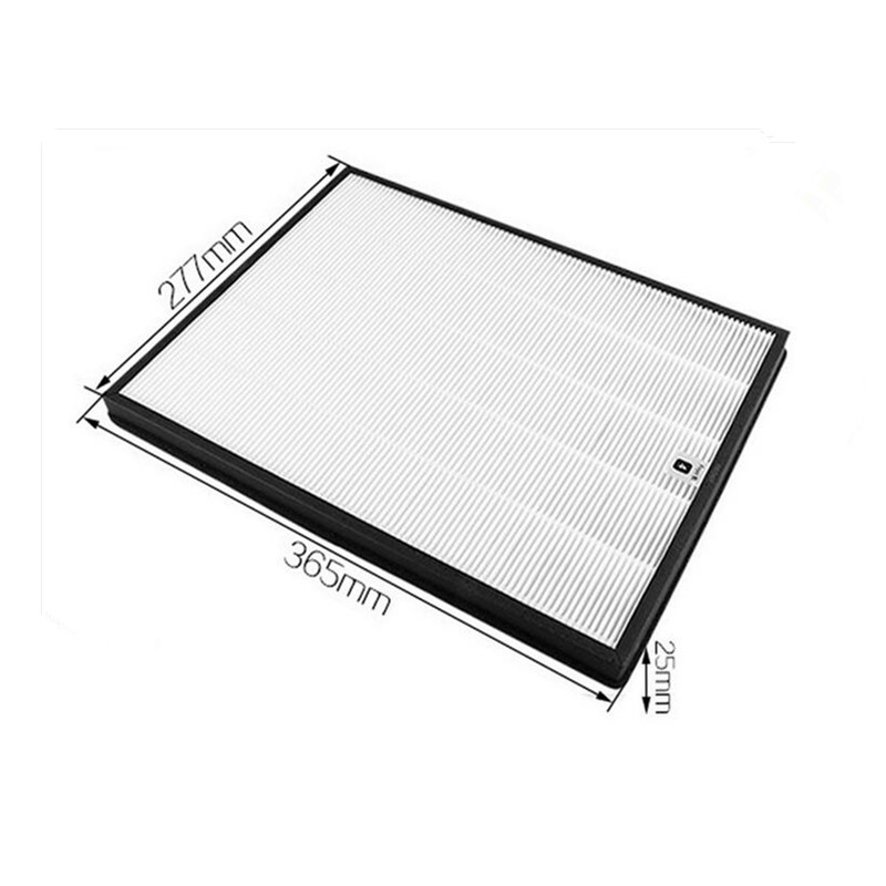 Replacement HEPA Filter Air Purifier Parts 365*277*25mm For Air Purifier AC4072 AC4074 AC4014 AC4083 AC4084 AC4085 AC4086 ac4148 humidifier parts air purifier parts accessories for philips ac4084 ac4085 ac4086