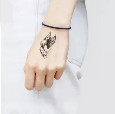 Erotic picture of tattoo