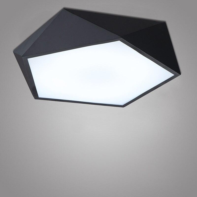 Moderne plafond Lampe pour salon Chambre couloir accueil lustres