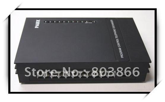 Téléphone analogique PABX/PBX-SV308 MINI PABX 3 lignes X 8 ext-soho solution de bureau-a chaud